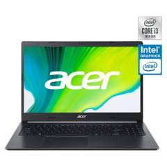 "ACER - Notebook Aspire 5 Intel Core i3-1005G1 12GB RAM 512GB SSD 15.6"""