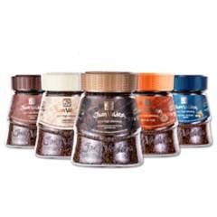 JUAN VALDEZ - Pack 5x Café Soluble Liofilizado Variedades 95 g