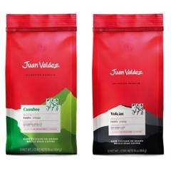 Juan Valdez - Pack Café Grano Cumbre y Volcán 500g