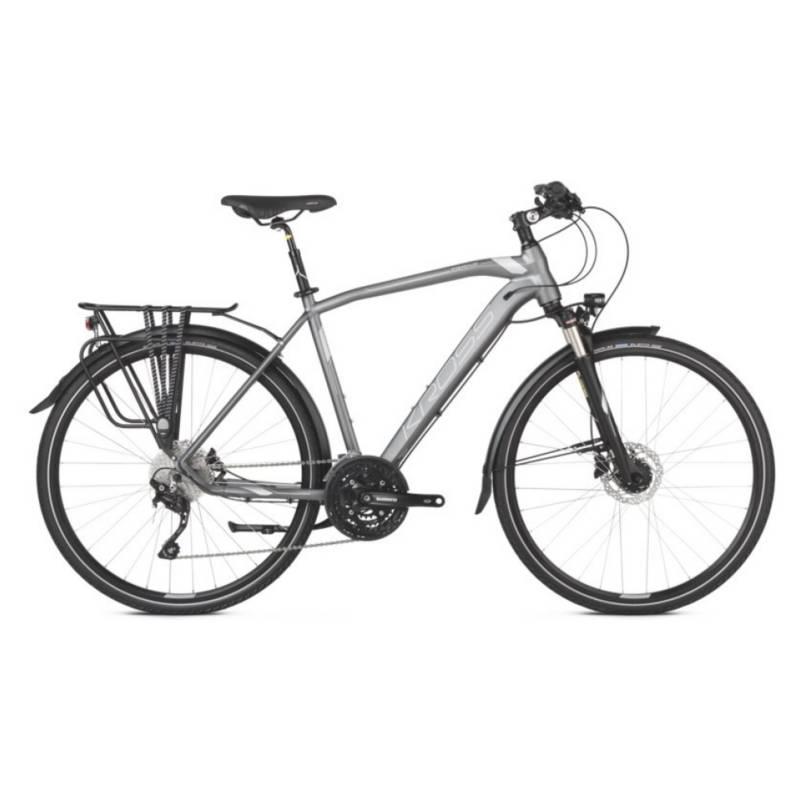 KROSS - Bicicleta Trans 9.0 Sm Aro 28