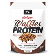 QNT - Proteína Whey Mezcla para Waffles y Panqueques