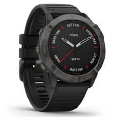 GARMIN - Smartwatch Fenix 6X Zafiro