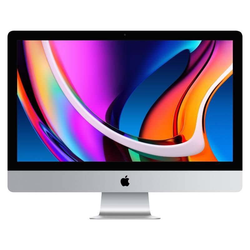 APPLE - iMac con pantalla Retina 5K de 27 pulgadas: Intel Core i5 de seis núcleos a 3,1 GHz de décima generación, 256GB