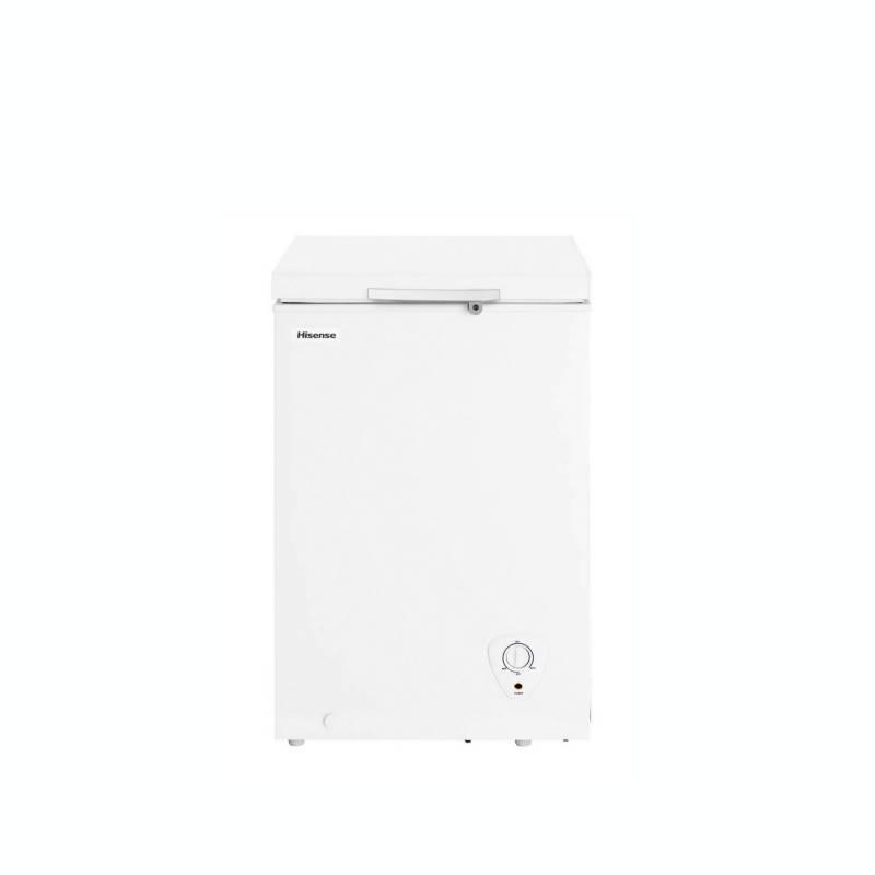 HISENSE - Freezer Horizontal 142 lt FC-19DD
