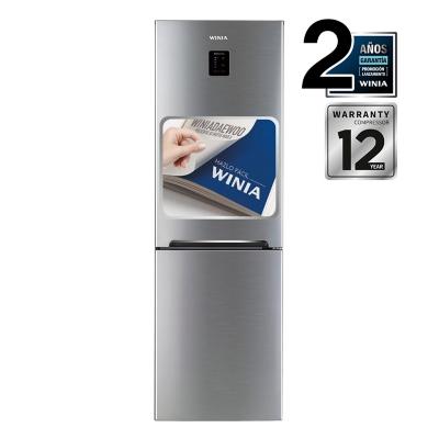Refrigerador No Frost Bottom Freezer 304 lt RF-B34FCP