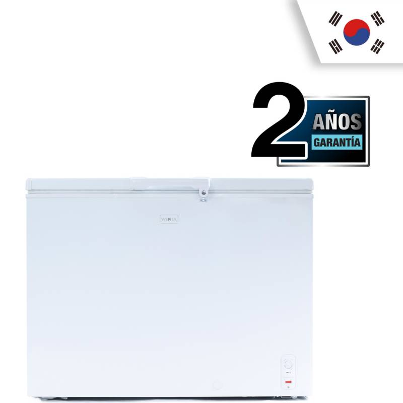 WINIA - Freezer Horizontal 248 lt FF-255AF