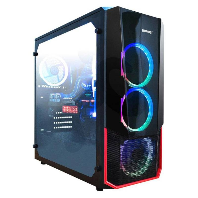 GENERICO - DESKTOP I7-10700/16GB/480GB SSD/1050ti 4GB/W10