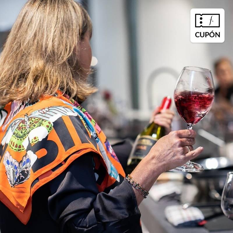 WINE HOUSE - Cata de Vinos Errazuriz Max y Copas Riedel. Incluye cada de 3 vinos y 3 copas + Clase online en vivo