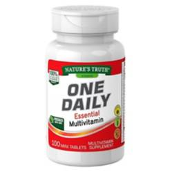 NATURE S TRUTH - Multivitamínico One Daily - 100 Comprimidos