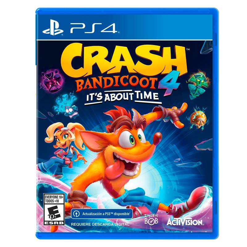 Activision - Crash Bandicoot 4 Its About Time PS4