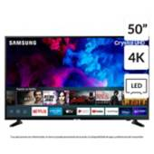 "Samsung - LED 50"" TU7090 Crystal UHD 4K Smart TV 2020"