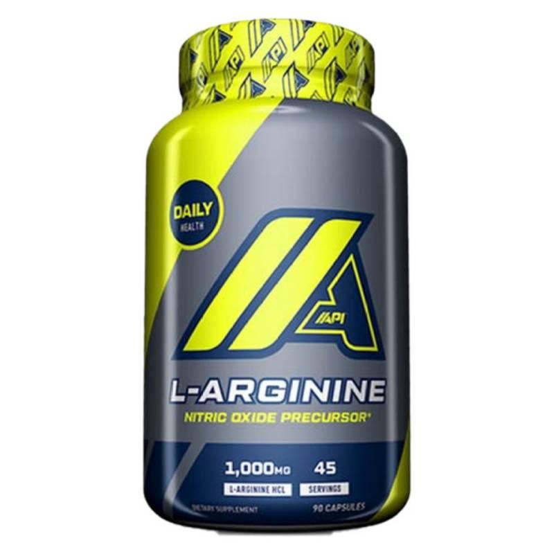 Api - L Arginina 90 Caps