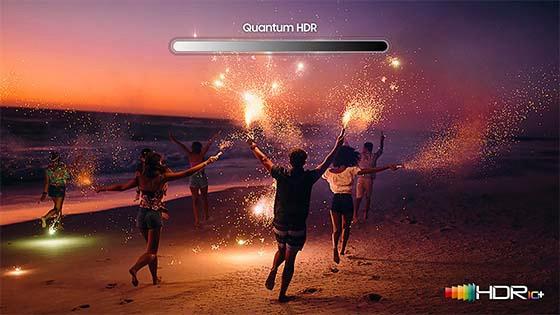 QLED Samsung 85