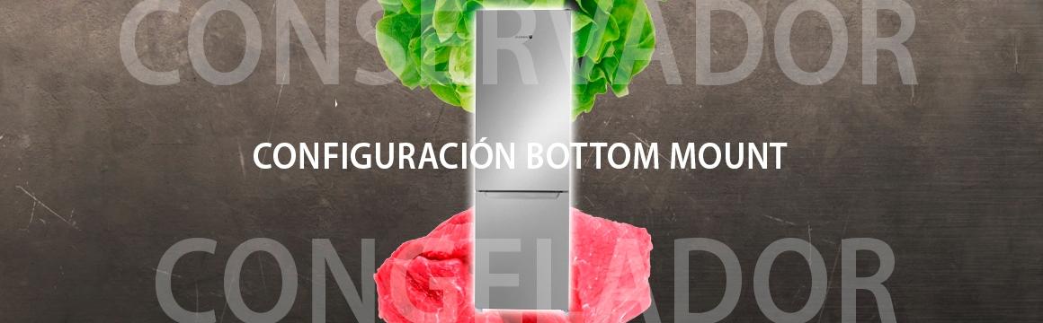Refrigerador Smartfrost Sindelen