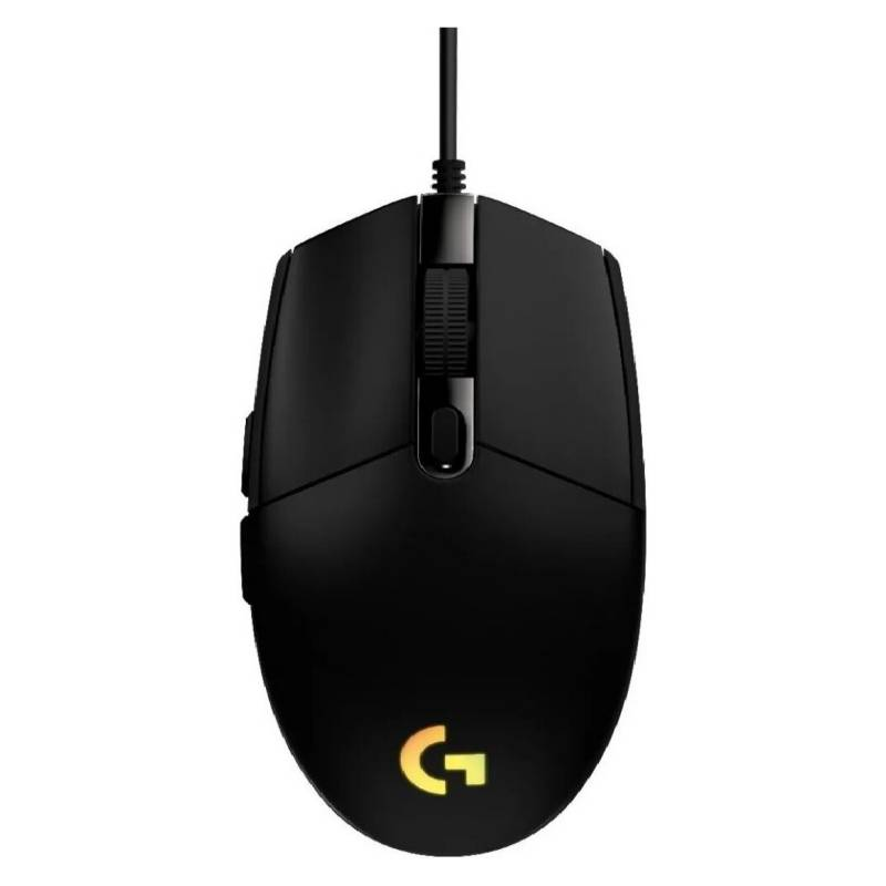 Logitech - Mouse Gamer Logitech New G203 Lightsync Rgb