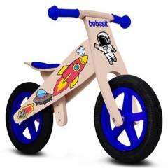 BEBESIT - Balance Bike 514 Azul