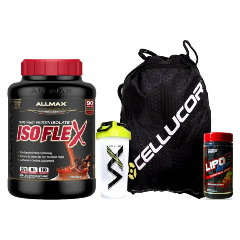 Cellucor - Pack Isoflex Chocolate