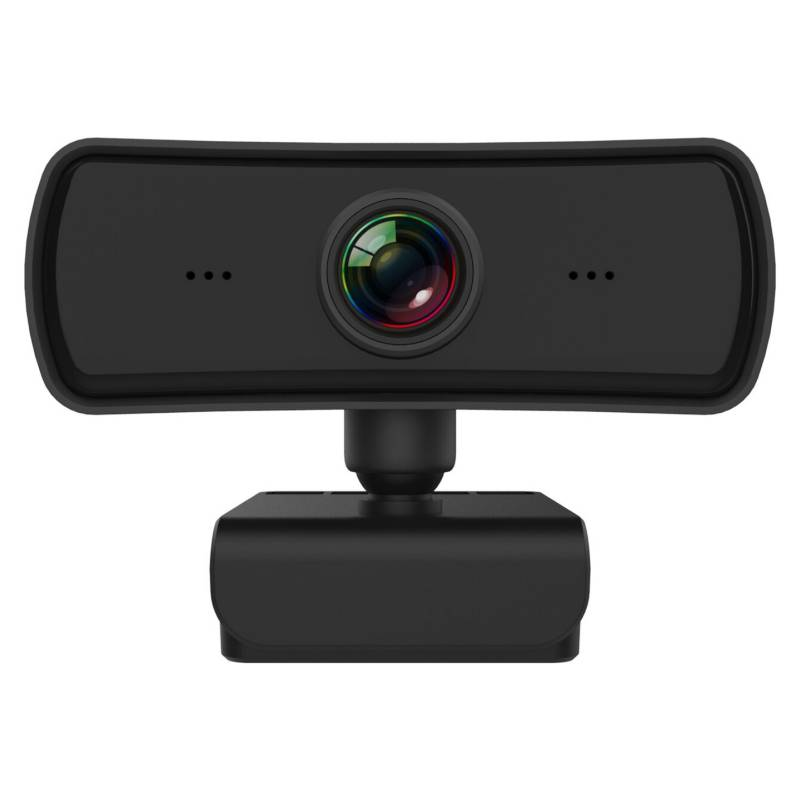 GENERICO - Camara web Full HD 1440p USB Plug and play