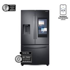 Samsung - Refrigerador Side By Side French Door 614 lt RF27T5501B1/ZS