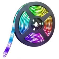 ACTUAL - Cinta De Luces  Led Multicolor Bluetooth Usb 5M