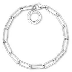 THOMAS SABO - Pulsera Large Chain Silver