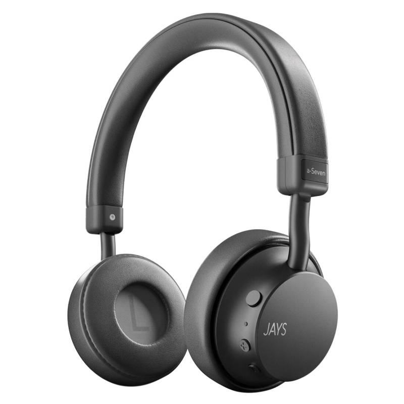A-Seven Headset Bluetooth Negro