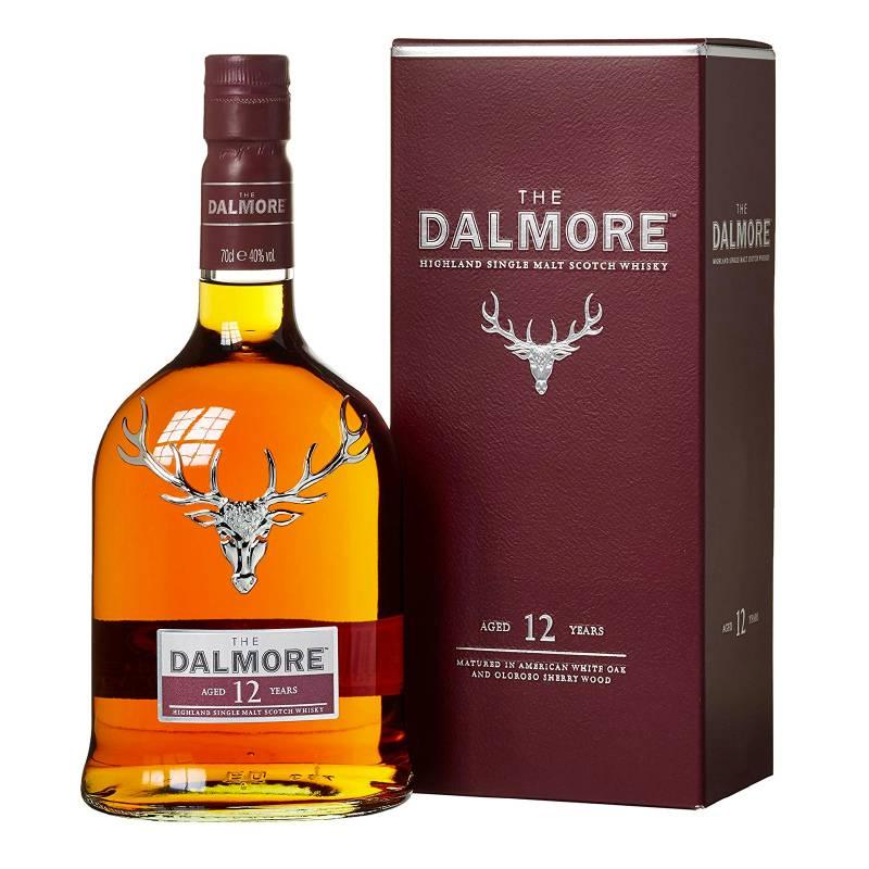 Falabella - Whisky Dalmore Malt 12 Y