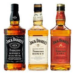 Jack Daniels - 3 Whisky MixJack Daniels Tradition