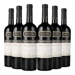 Falabella - 6 Vinos Santa Ema Gran Rva Cabernet Sauvignon