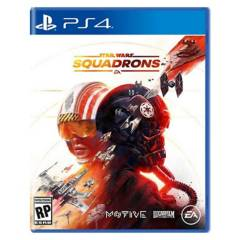 ELECTRONIC ARTS - Videojuego Star Wars Squadrons PS4