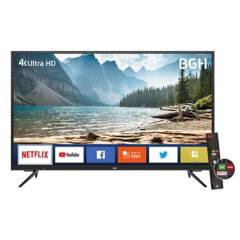 """BGH - LED 50"""" B5020Uk6Ic 4K Ultra HD Smart TV"""