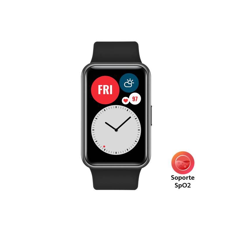 HUAWEI - Smartwatch WATCH FIT BLACK