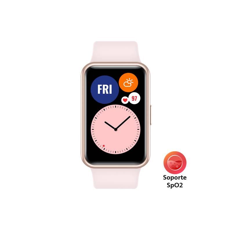 Huawei - Smartwatch WATCH FIT PINK