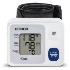 OMRON - Monitor De Presión Arterial De Muñeca Hem6124