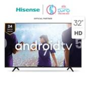 "Hisense - LED 32"" 32E5610 Android TV HD Smart TV"