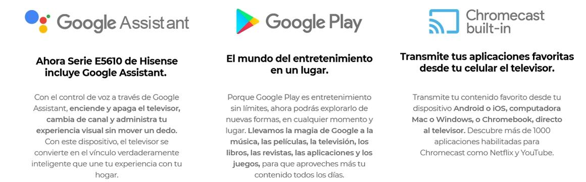 Google Assistant - Play - Chromecast