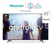 "Hisense - LED 43"" 43E5610 Android TV Full HD Smart TV"