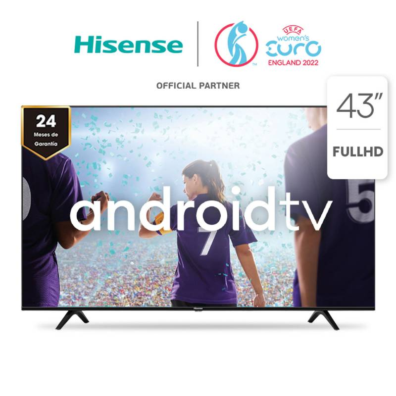 "HISENSE - LED 43"" 43E5610 Full HD Smart TV"