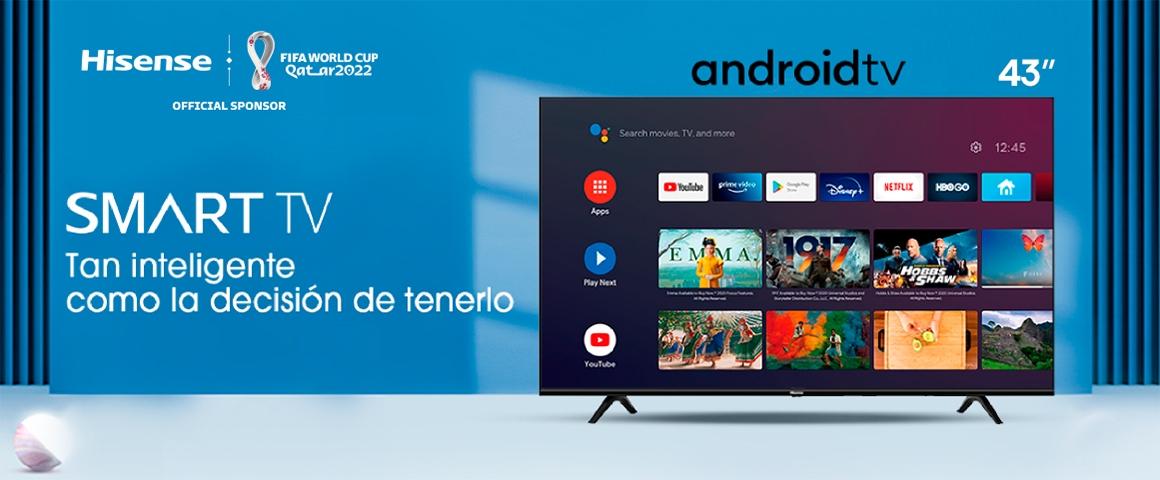 Hisense Android TV - 32E5610