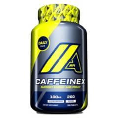Api - Energizante Caffeinex 200 Tabletas Api