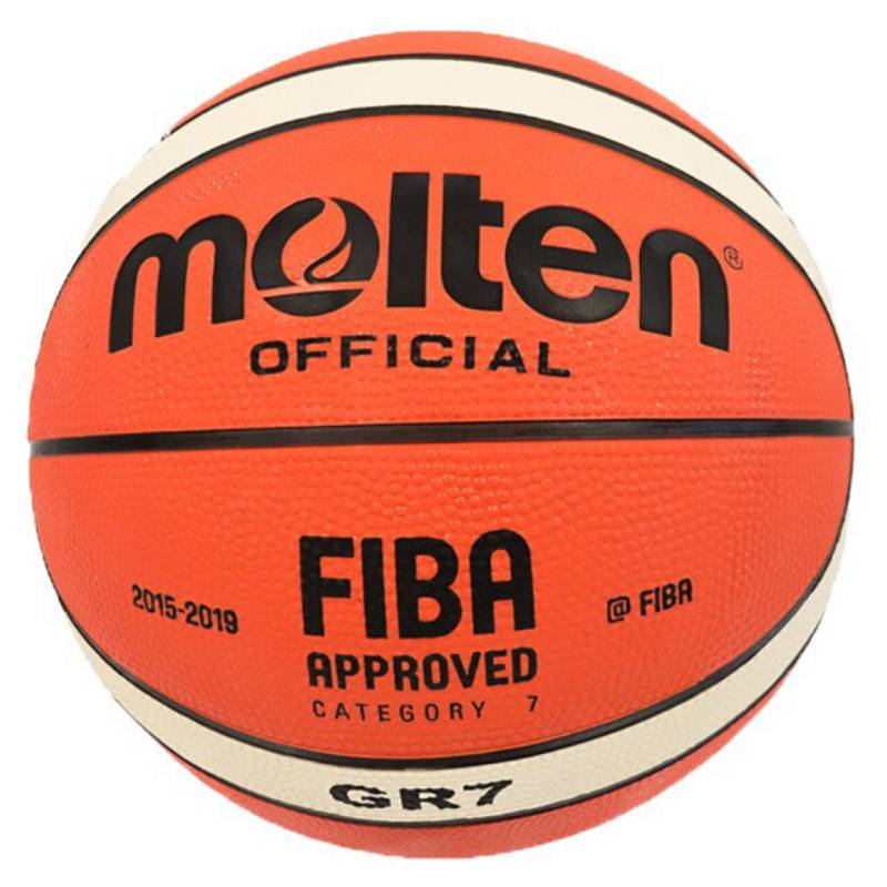 Molten - Balón De Básquetbol Molten Gr7 N7 Oficial Fiba