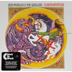 Universal Music  Chile Sa - Vinilo Bob Marley  The Wailers/Confrontation
