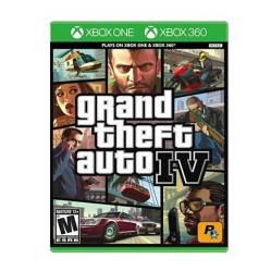 Xbox - Grand Theft Auto Iv