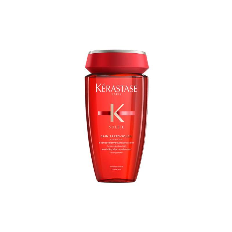 KERASTASE - Shampoo Hidratación con Filtro UV Bain Après-Soleil Soleil 250 ml