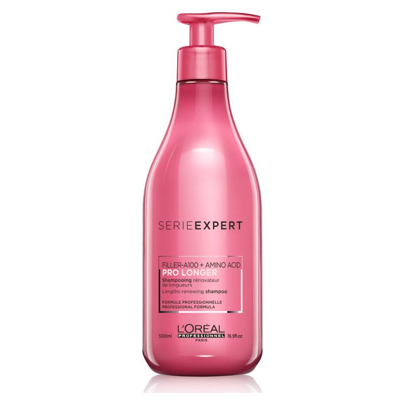 LOREAL PROFESSIONNEL - Shampoo Cabello Largo Pro Longer 500 ml Serie Expert