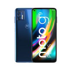 Motorola - Smartphone G9 Plus 128GB