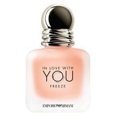 GIORGIO ARMANI - Perfume Mujer Emporio Armani In Love With You Freeze Edp 30 ml
