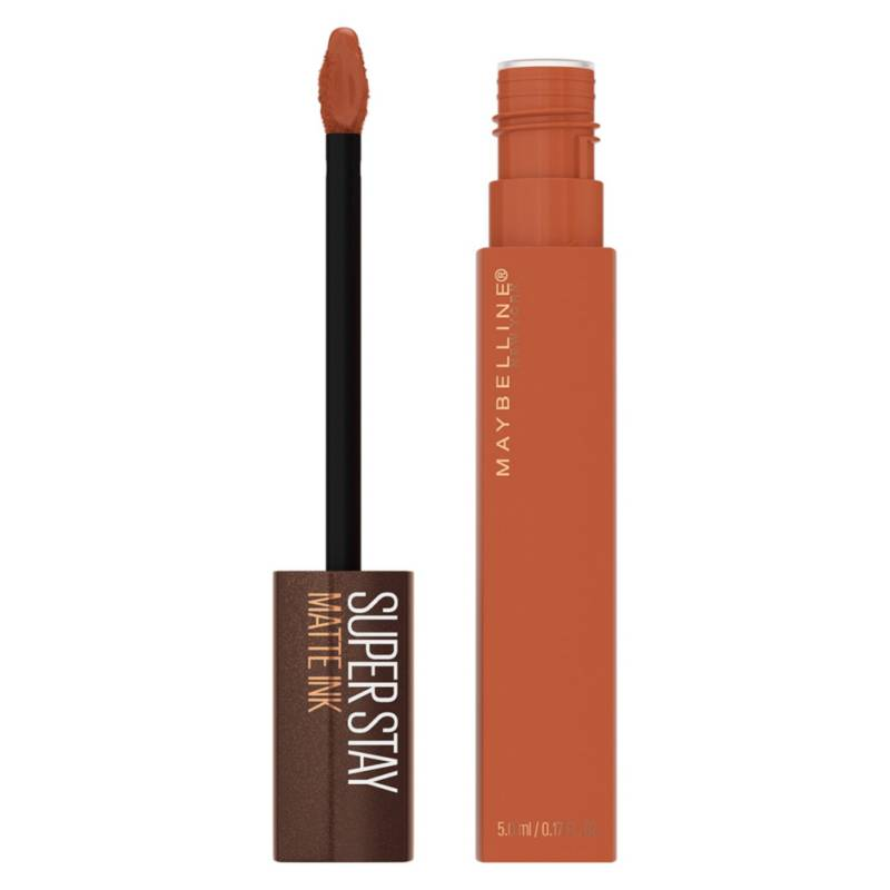 MAYBELLINE - Labial Superstay Matte Ink Coffee 265 Caramel Collector