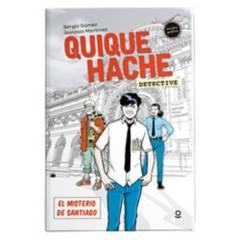 LOQUELEO - QUIQUE HACHE DETECTIVE. EL MISTERIO DE SANTIAGO