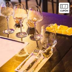 CLUB DE LA COCINA - Clase grupal de maridaje de vino, con Carla Undurraga. Modalidad online